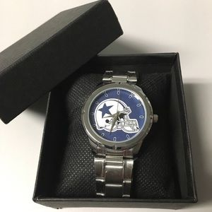 New Dallas Cowboys Watch With Box